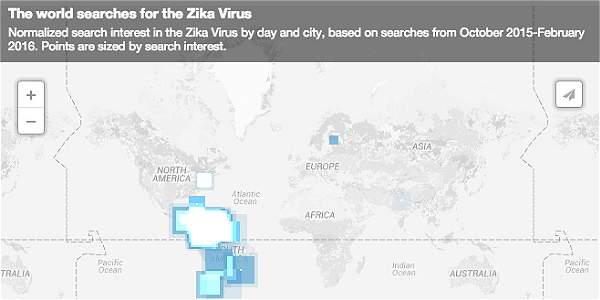 Google se une a la lucha contra el Zika