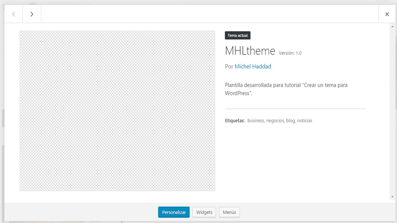 Crear un tema para WordPress – Estructura de archivos | Marketing ...