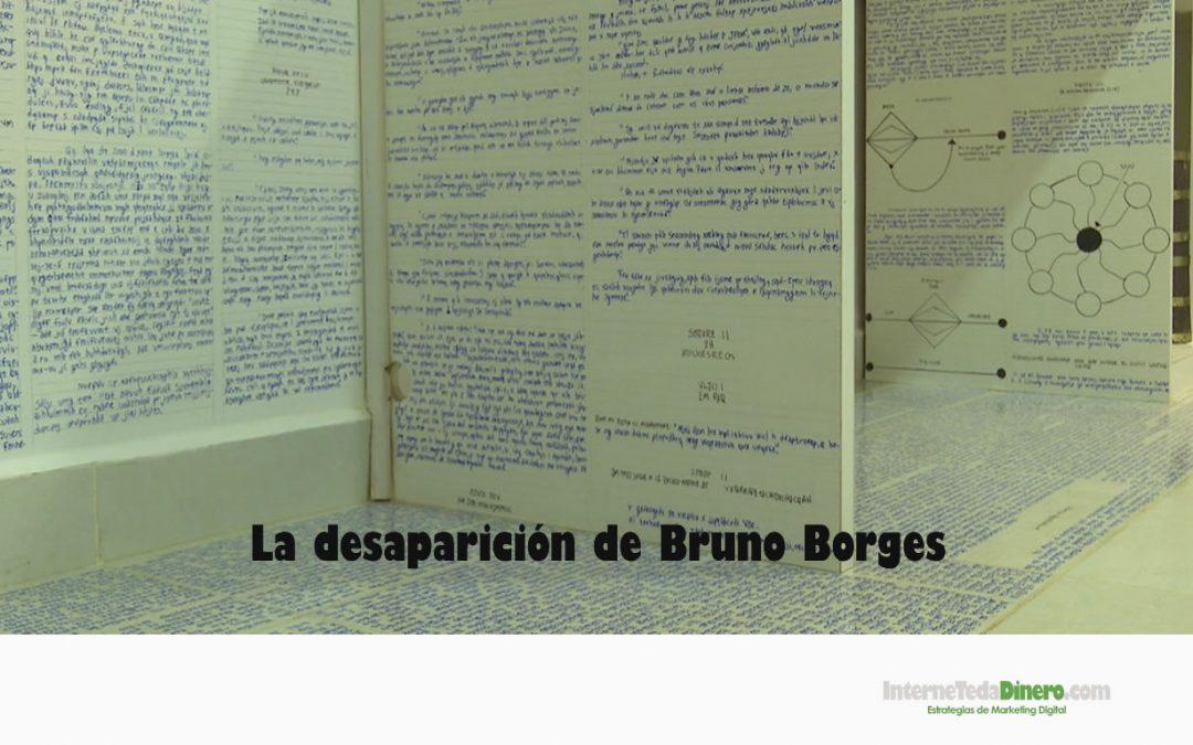 La desaparición de Bruno Borges