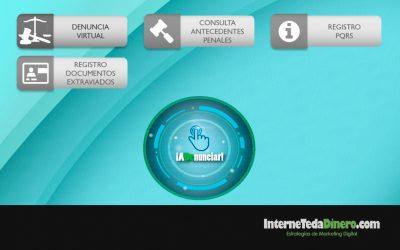 Denuncia Virtual Colombia