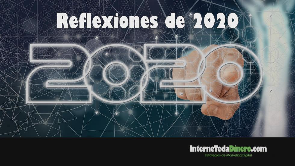 Reflexiones de 2020