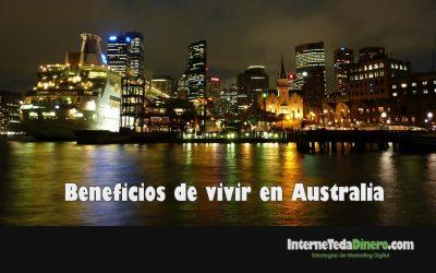 Beneficios de vivir en Australia