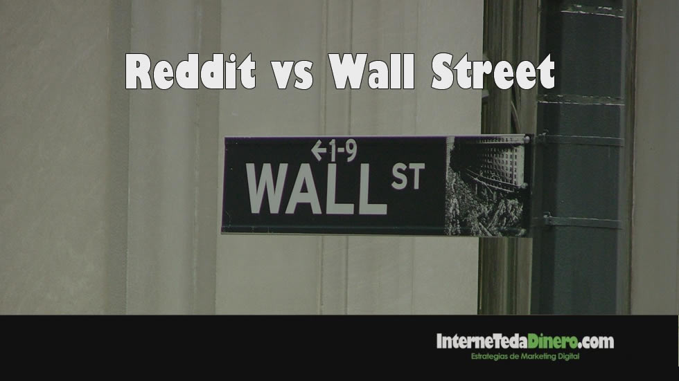 Reddit vs Wall Street