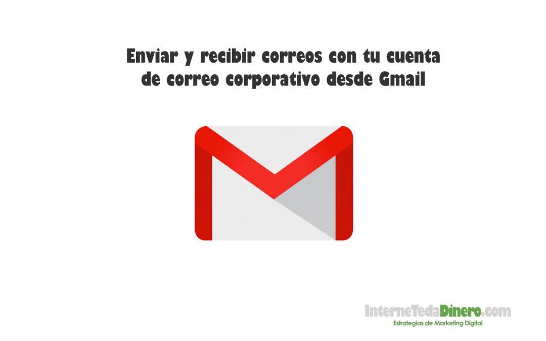 Conectar correo corporativo con Gmail