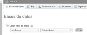 instalar-wordpress-local-basedatos