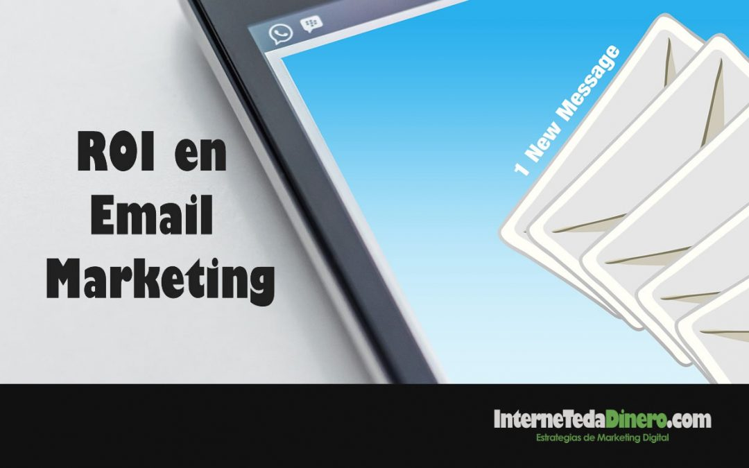 ROI en Email Marketing