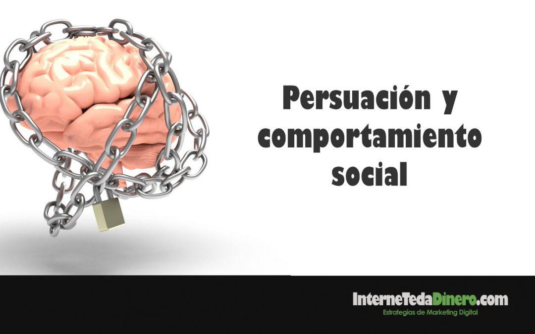 Persuación y comportamiento social