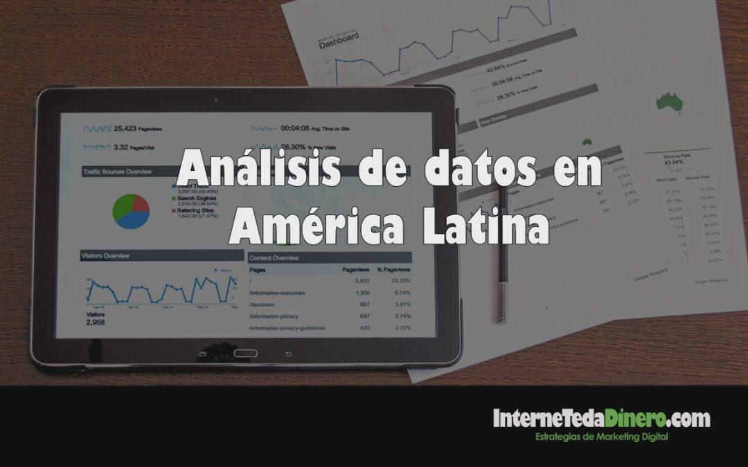 Análisis de datos en América Latina