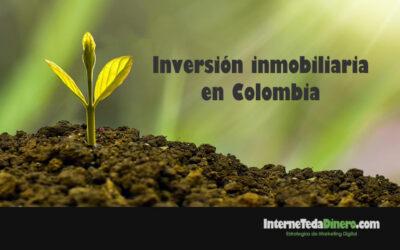 Inversión inmobiliaria en Colombia